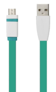 TB Touch Micro USB to USB Cable 1m, green