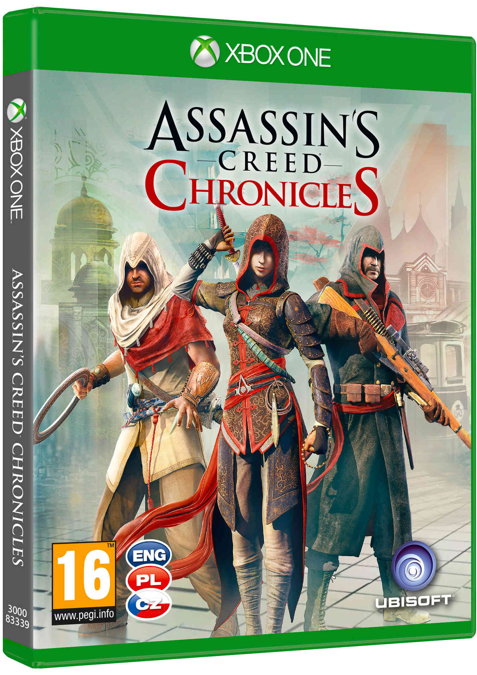 XONE - Assassins Creed Chronicles;
