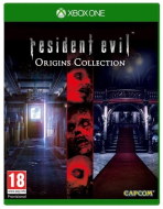 XOne - Resident Evil Origins Collection
