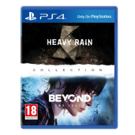 PS4 - The Heavy Rain & BEYOND: Two Souls Collection