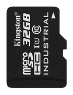 32GB microSDHC Kingston UHS-I Industrial Temp + bez adapteru