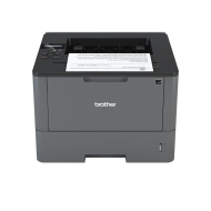 Brother HL-L5000D, 40ppm, duplex, USB