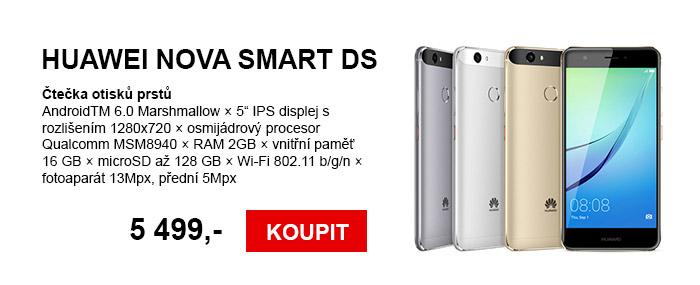 Huawei Nova Smart DS