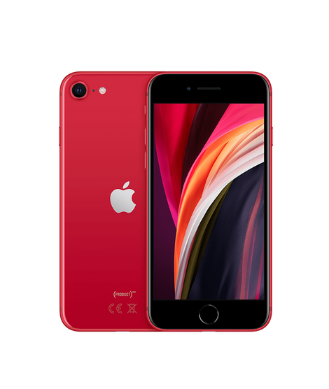 iPhone SE 128GB (PRODUCT)RED / SK