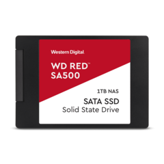 "SSD 2,5"" 1TB WD Red SA500 SATAIII 7mm"
