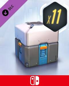 ESD Overwatch 11 Loot Boxes