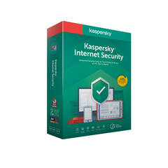 Kaspersky Internet Security 1x 1 rok Nová 2020 BOX