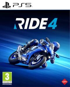 PS5 - Ride 4