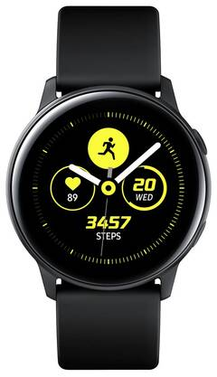 SAMSUNG Galaxy Watch Active  R500 Black