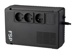 FSP/Fortron UPS ECO 600 FR, 600 VA / 360 W, line interactive