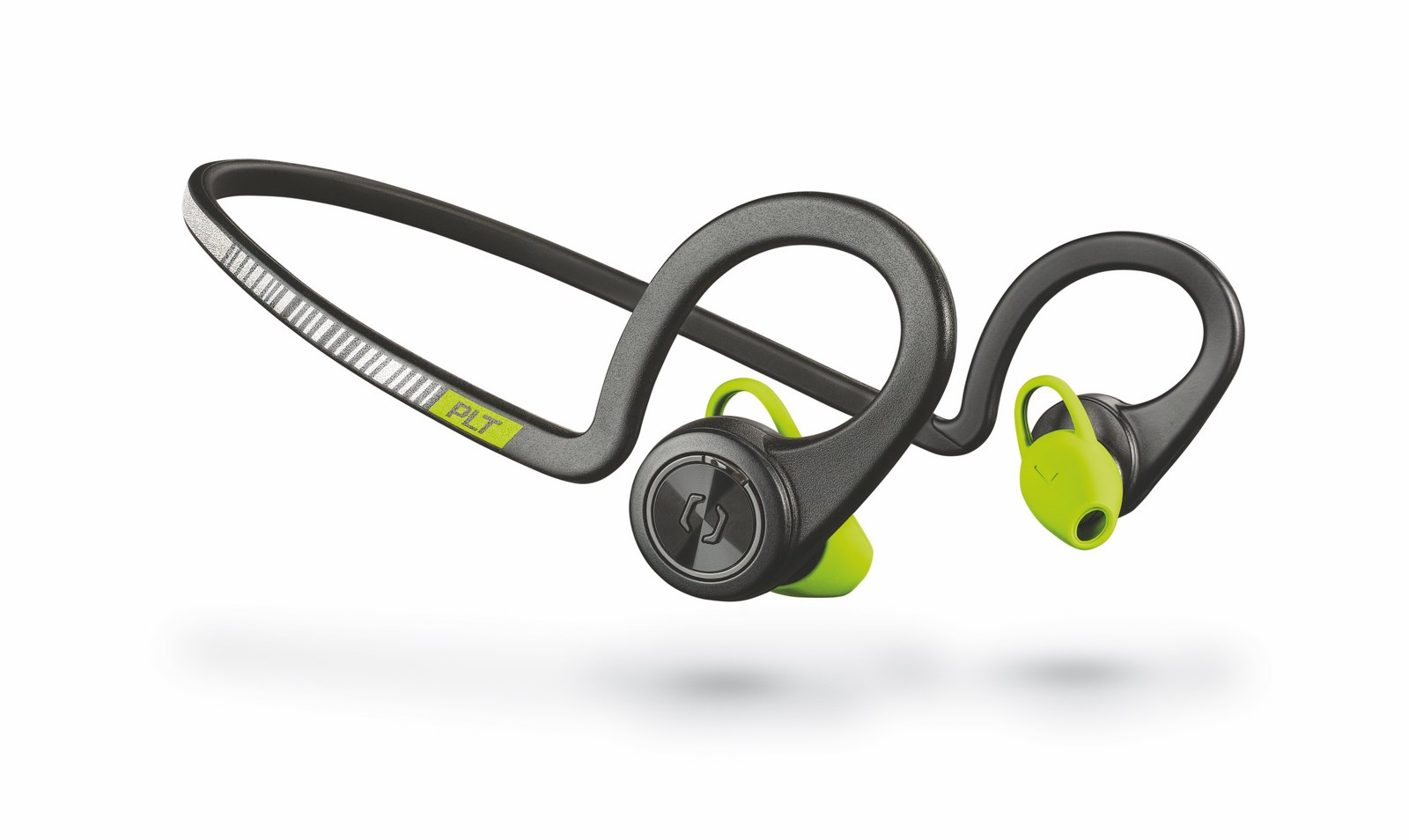 Plantronics Stereo Headset Backbeat FIT, Bluetooth v3.0, IP57, černý