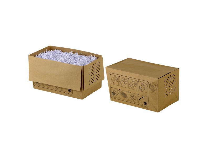 Levně Odpadní papírové pytle pro REXEL Auto+100/130