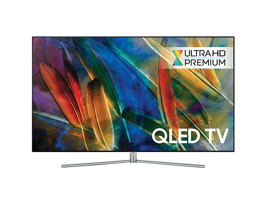 "Samsung 55"" QLED Ultra HD Smart TV"