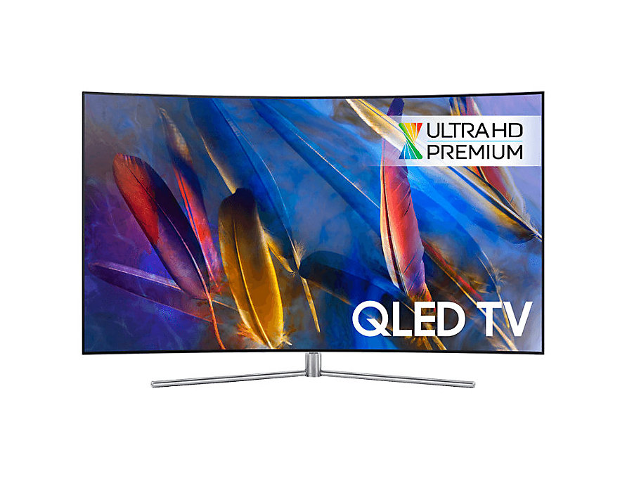 "Samsung 65"" QLED Ultra HD Prohnutá Smart TV"