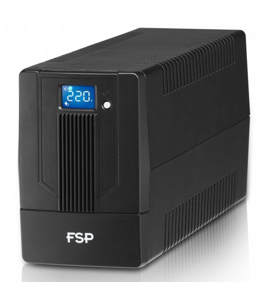 Levně FSP/Fortron UPS iFP 2000, 2000 VA / 1200W, LCD, line interactive