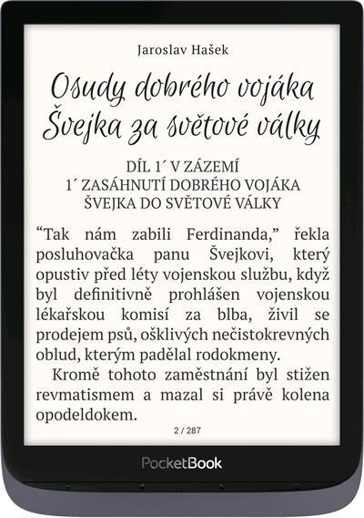 Levně E-book POCKETBOOK 740 Inkpad 3 PRO