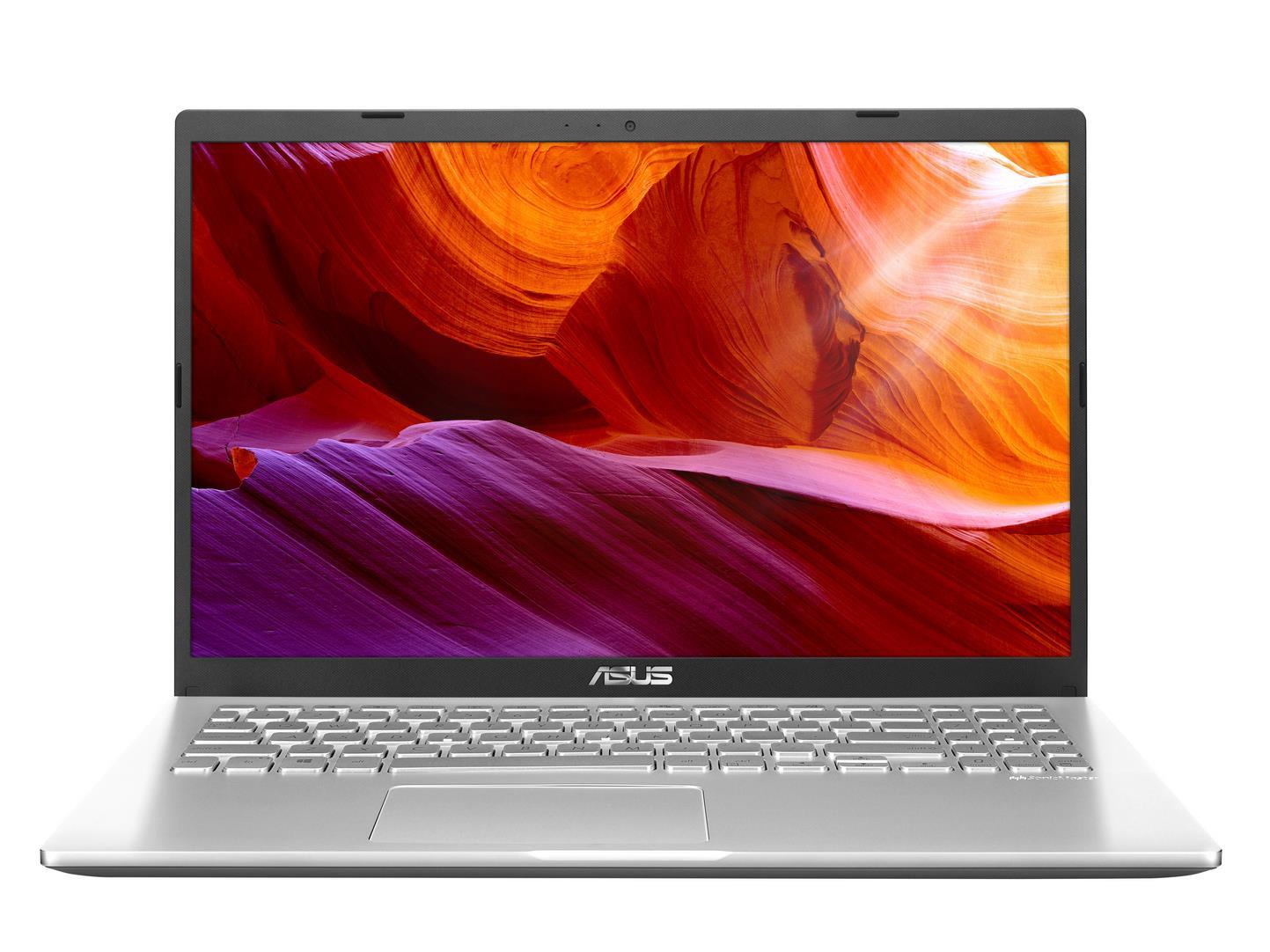 "ASUS M509DA-EJ034T AMD R5-3500U/8GB/256GB SSD/15,6"" FHD/Win10/stříbrný"