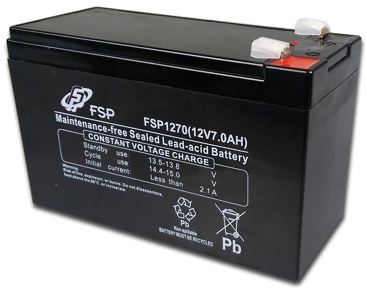 Levně FSP/Fortron 12V/7Ah baterie pro UPS Fortron/FSP