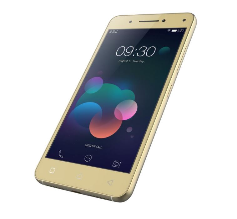 """Lenovo Smartphone Vibe S1 Dual SIM/5,0"""" IPS/1920x1080/Octa-Core/1,7GHz/3GB/32GB/13Mpx/LTE/Android 5.0/Gold"""